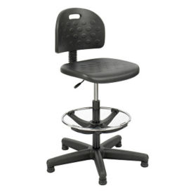 Polyurethane Drafting Stool, C70452