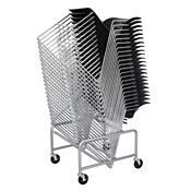 Storage Cart for Sled Base Chair, V21291