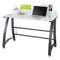 Xpressions Glass Top Laptop Desk, E10204