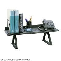"""Elevated Desktop Storage Shelf - 36""""W, V21022"""