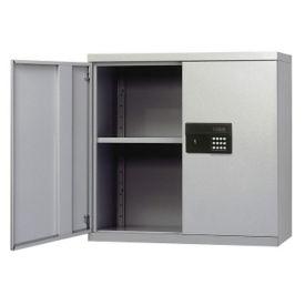 Wall-Mount Storage Cabinet with Keyless Electronic Lock, B34683