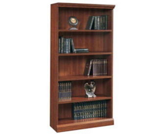 Camden County Five Shelf Bookcase, D30171