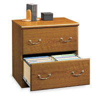 "30"" Wide Two-Drawer Lateral File, B30411"