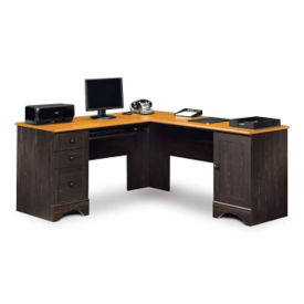 Harbor View  Reversible L-Desk, D35171