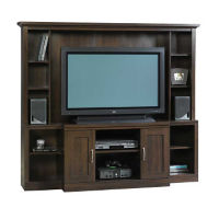 Cinnamon Cherry Flat Panel Entertainment Center, M16180
