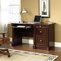 "Single Pedestal Desk – 23-1/2""D x 53""W, D35283"