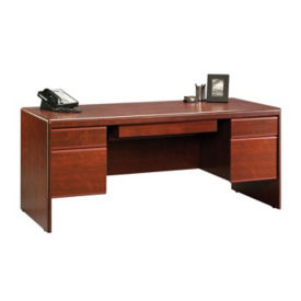 Executive Desk with Keyboard Drawer, T60051