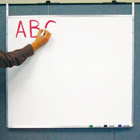 Dry Erase Marker Board for Partitions, B20004