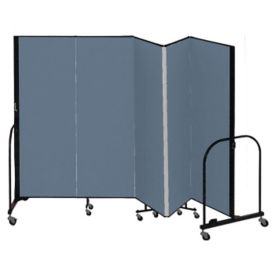 "5 Panel Partition 9'5""w x 6'h, F40912"