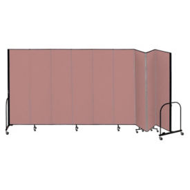 "9 Panel Partition 16'9""w x 8'h, F40929"