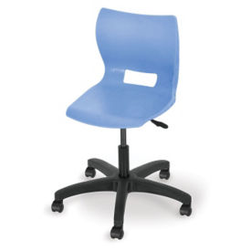 Adjustable Chair with Casters, C70444