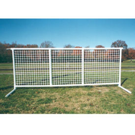 """Field Fence with Safety Release 126""""W , V21638"""