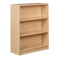 "Single Faced Shelving Starter, 3 Shelves, 47"" H, B34310"