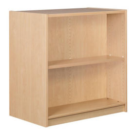 "Double Faced Shelving Starter, 2 Shelves, 39"" H, B34328"