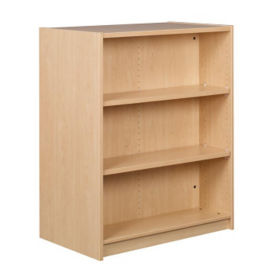 "Double Faced Shelving Starter, 3 Shelves, 47"" H, B34330"
