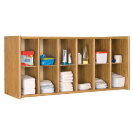 Diaper Wall Storage with 12 Cubbies, P30285