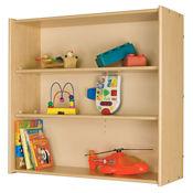 "Open Shelf Storage 36""H, P30294"