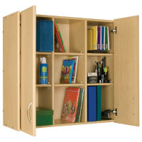 "Wall Combo Shelf Unit 36""H, P30296"