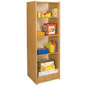 """Teacher's Open Storage - 59""""H, P30297"""