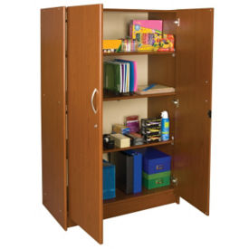 Jumbo Teacher Storage Cabinet, P30301