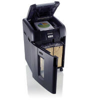 Stacking Super Cross Cut Paper Shredder - 21 Gallons, V21831