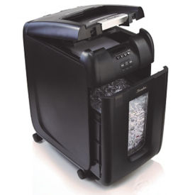 Stacking Super Cross Cut Paper Shredder - 11 Gallons, V21832