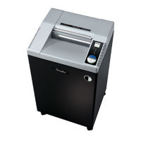Heavy Duty Strip Cut Paper Shredder - 36 Gallons, V21839