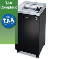 Heavy Duty Micro Cut Paper Shredder - 30 Gallons, V21843