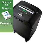 Departmental Cross Cut Paper Shredder - 13 Gallons, V21849