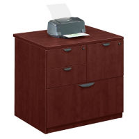 Combo Lateral File Cabinet, D35609