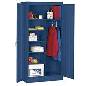 "Combination Storage Cabinet - 36""W x 24""D x 78""H , B34714"