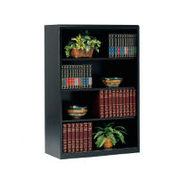 "52"" High Metal Bookcase, B30450"