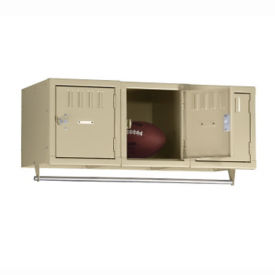 Wall Mounted Locker 3 Person, B30467