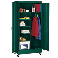 "Mobile Combination Storage Cabinet - 48""W x 24""D x 85""H , B34711"