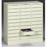 "30 Drawer Legal File Cabinet - 31""W, B34752"