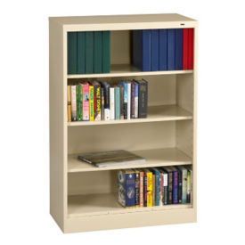 "55"" High Steel Bookcase, B30344"