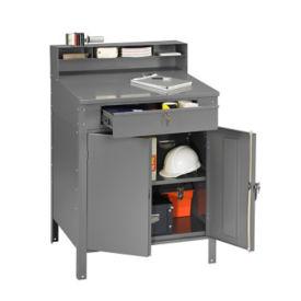 Foreman's Shop Desk Closed Style, D35165
