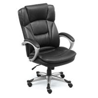Big & Tall Leather Executive Chair, C80269