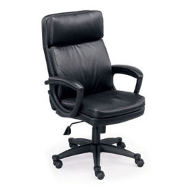 Faux Leather/Vinyl Conference Chair, C80308