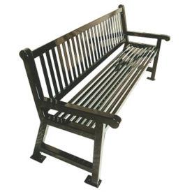 Slat-Style 6' Bench, F10139