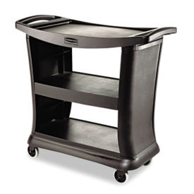 3 Shelf Heavy Duty Service Cart, B34429