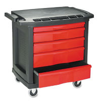 5 Drawer Mobile Workcenter, B34431