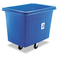 Mobile Recycle Cart, B34432