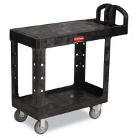 "2 Shelf Utility Cart 20"" Wide, B34433"