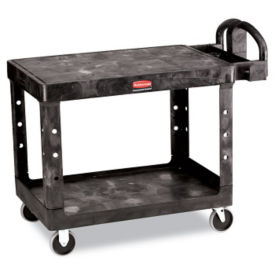 "2 Shelf Utility Cart 26""W, B34434"
