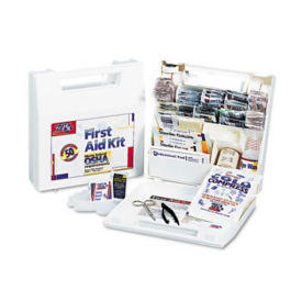 First Aid Kit - 195 Pieces, V21234