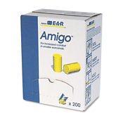 Small Foam Earplugs Box of 200, H10070