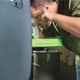 Refillable Eye Wash Station, H10091