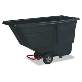 Mobile Trash Cart 600 Lbs Capacity, R20205