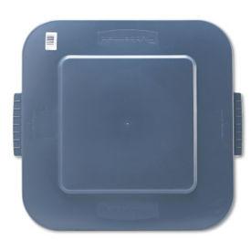 Lid for Square 40 Gallon Trash Bin, R20209